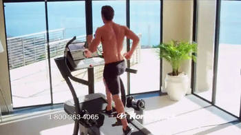 NordicTrack X22i Incline Trainer TV Spot, 'Coach' Feat. Jillian Michaels - Thumbnail 7