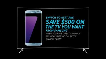 AT&T Wireless TV Spot, '$500 Off Samsung TV' - Thumbnail 6