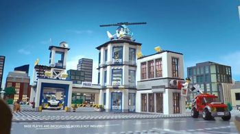LEGO City Police Collection TV Spot, 'Catch the Crooks'
