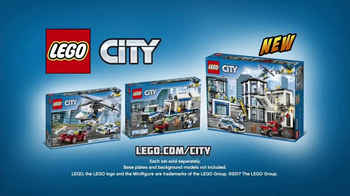 LEGO City Police Collection TV Spot, 'Catch the Crooks' - Thumbnail 8