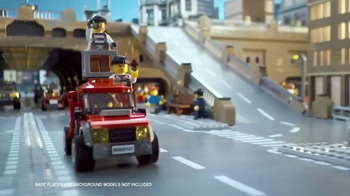 LEGO City Police Collection TV Spot, 'Catch the Crooks' - Thumbnail 3