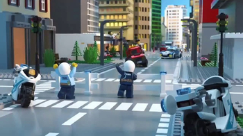 LEGO City Police Collection TV Spot, 'Catch the Crooks' - Thumbnail 4