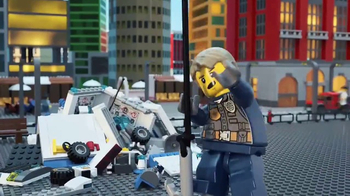 LEGO City Police Collection TV Spot, 'Catch the Crooks' - Thumbnail 5