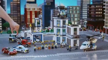 LEGO City Police Collection TV Spot, 'Catch the Crooks' - Thumbnail 7