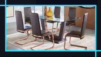 Rooms to Go January Clearance Sale TV Spot, 'Dining Sets' - Thumbnail 2