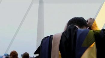 The George Washington University TV Spot, 'Battle Cry' - Thumbnail 1