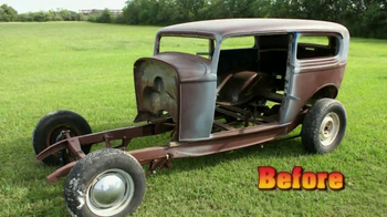 Dustless Blasting TV Spot, 'Strip a Car' - Thumbnail 10