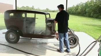 Dustless Blasting TV Spot, 'Strip a Car' - Thumbnail 6