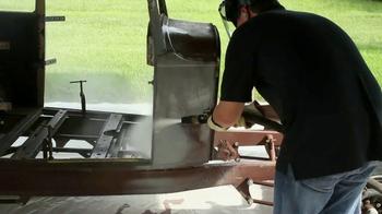 Dustless Blasting TV Spot, 'Strip a Car' - Thumbnail 7
