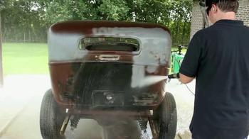 Dustless Blasting TV Spot, 'Strip a Car' - Thumbnail 8