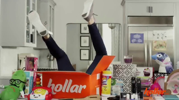hollar.com TV Spot, 'Bottomless' - Thumbnail 3