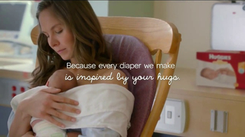 Huggies Little Snugglers TV Spot, 'The Tiniest Hugs' - Thumbnail 9