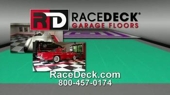 RaceDeck TV Spot, 'Design Your Garage Online'