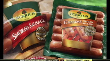 Eckrich TV Spot, 'Rich Flavor' - Thumbnail 8