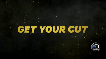 Discovery Channel TV Spot, 'Get Your Cut Sweepstakes' - Thumbnail 1