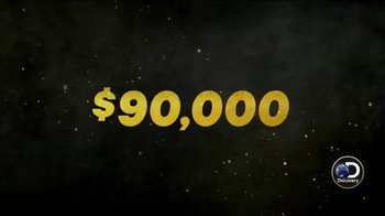 Discovery Channel TV Spot, 'Get Your Cut Sweepstakes' - Thumbnail 3