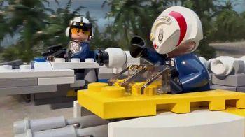 LEGO Star Wars Microfighters TV Spot, 'Pursuit'