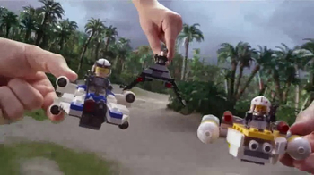 LEGO Star Wars Microfighters TV Spot, 'Pursuit' - Thumbnail 7
