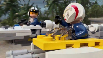 LEGO Star Wars Microfighters TV Spot, 'Pursuit'