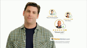 HomeAdvisor TV Spot, 'Busy Father' - Thumbnail 7