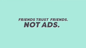 Discover the Palm Beaches TV Spot, 'Friends Trust Friends: Not Ads' - Thumbnail 5