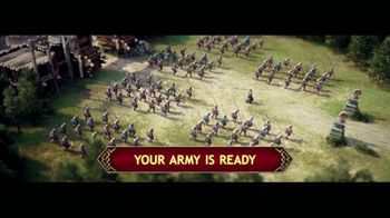 Vikings: War of Clans TV Spot, 'Ready For Anything' - Thumbnail 1