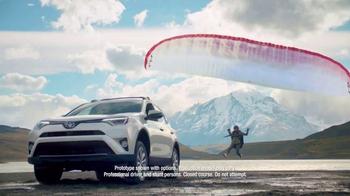 2017 Toyota RAV4 TV Spot, 'Paragliding' - Thumbnail 2