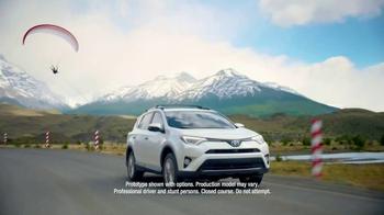 2017 Toyota RAV4 TV Spot, 'Paragliding' - Thumbnail 3