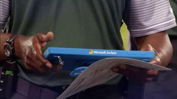 Microsoft Surface TV Spot, 'NFL Sidelines: Seahawks vs. 49ers' - Thumbnail 2