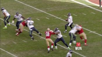 Microsoft Surface TV Spot, 'NFL Sidelines: Seahawks vs. 49ers' - Thumbnail 4