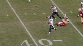 Microsoft Surface TV Spot, 'NFL Sidelines: Seahawks vs. 49ers' - Thumbnail 5