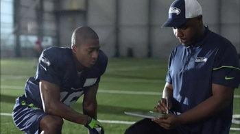 Microsoft Surface TV Spot, 'NFL Sidelines: Seahawks vs. 49ers' - 2 commercial airings