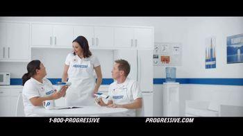 Progressive TV Spot, 'The Newbie' - 5011 commercial airings