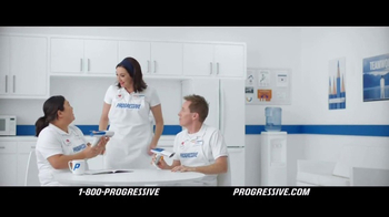 Progressive TV Spot, 'The Newbie' - 5011 commercial airings