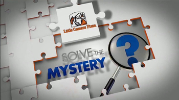 Little Caesars Pizza TV Spot, 'Ion Television: Solve the Mystery' - Thumbnail 2