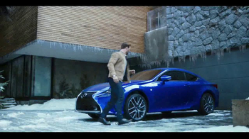 Lexus TV Spot, 'Confidence' [T1] - Thumbnail 2