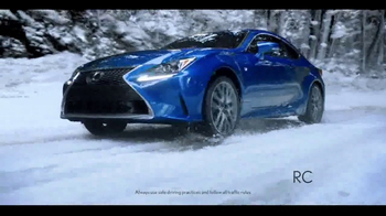 Lexus TV Spot, 'Confidence' [T1] - Thumbnail 6