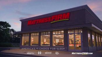 Mattress Firm TV Spot, 'Lights Out' - Thumbnail 9