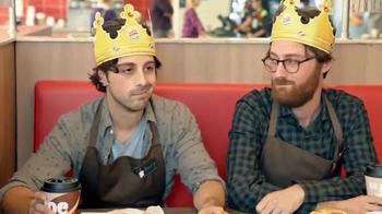 Burger King Joe Coffee TV Spot, 'So Simple' - 2356 commercial airings