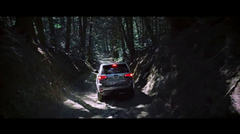 2017 Jeep Grand Cherokee TV Spot, 'Never Waiver' [T1]