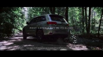 2017 Jeep Grand Cherokee TV Spot, 'Never Waiver' [T1] - Thumbnail 7