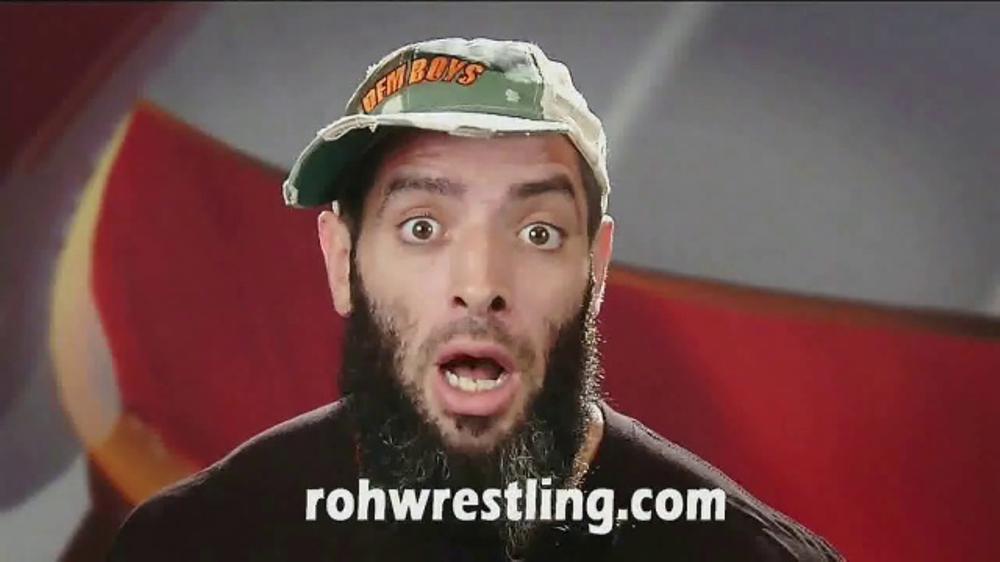 ROH Wrestling TV Commercial, 'Look Fantastic' Featuring Jay Lethal, Dalton Castle