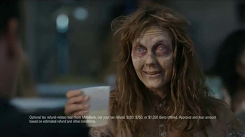 H&R Block TV Spot, 'Zombie' Featuring Jon Hamm - Thumbnail 3
