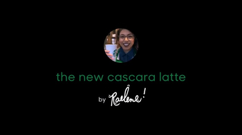 Starbucks Cascara Latte TV Spot, 'Raelene' - Thumbnail 2