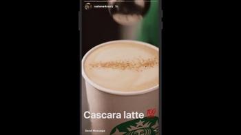 Starbucks Cascara Latte TV Spot, 'Raelene' - Thumbnail 6