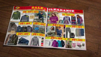 Bass Pro Shops TV Spot, 'Outerwear, Fleece and Heater' - Thumbnail 3