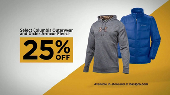 Bass Pro Shops TV Spot, 'Outerwear, Fleece and Heater' - Thumbnail 4