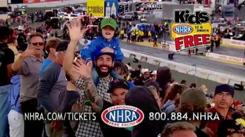 NHRA TV Spot, '2017 Winter Nationals'