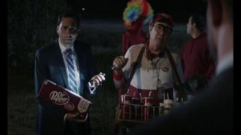 Dr Pepper TV Spot, 'College Football: Stranded' - 4 commercial airings