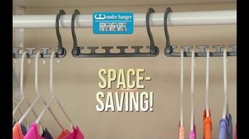 Wonder Hanger Max TV Spot, 'The Ultimate Organizer' - Thumbnail 2
